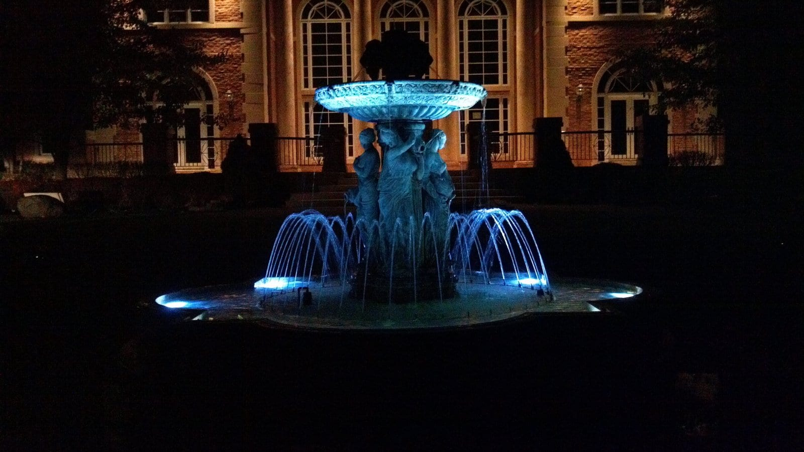 Breathtaking Fountains