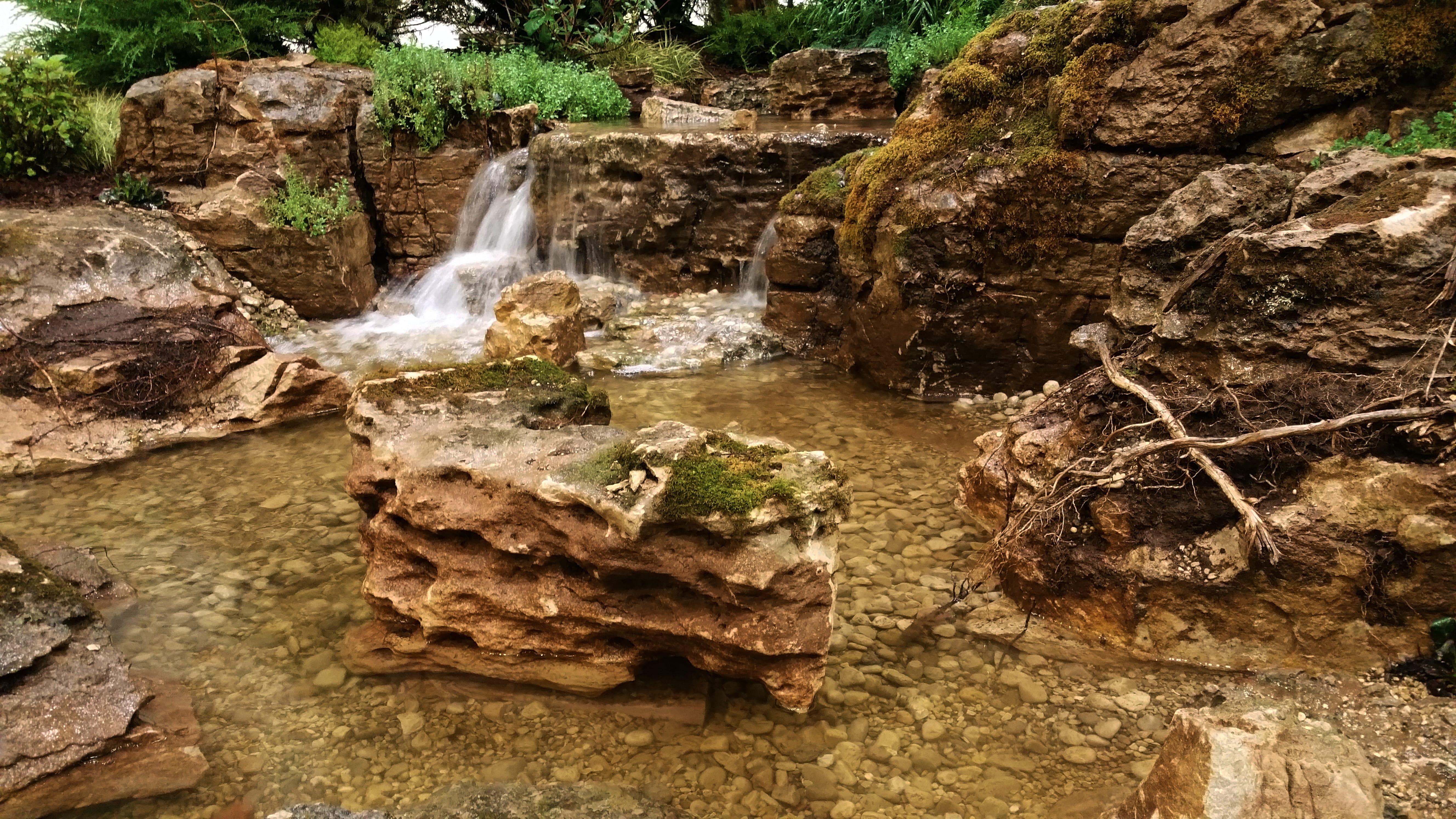 Subaru Garden - Reflections Water Gardens