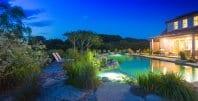 backyard water designs